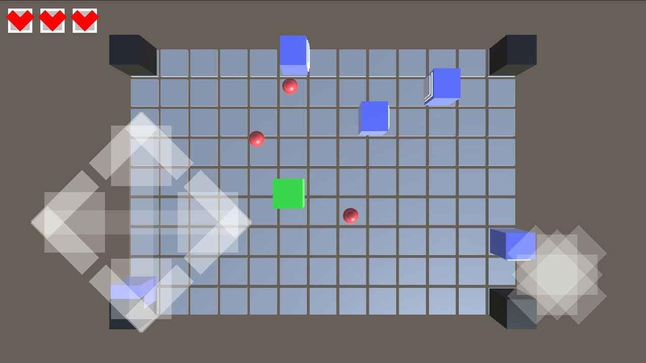 只是一个非常难的捅刀游戏截图4