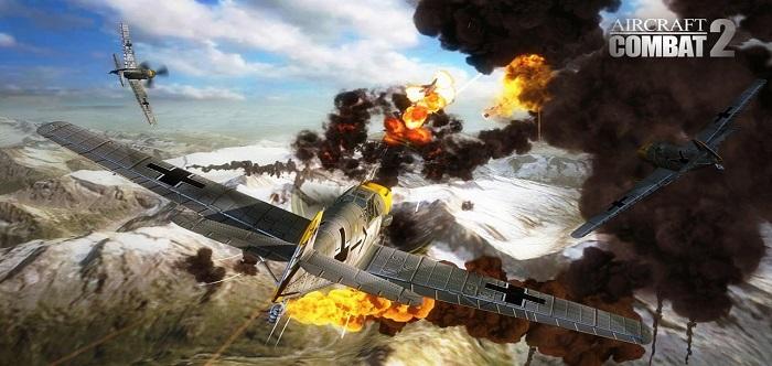 超刺激的空战游戏
