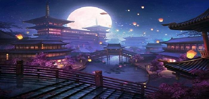 东方古风游戏