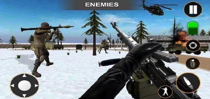 FPS游戏