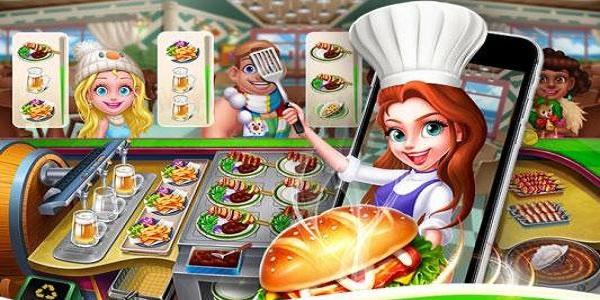 美食制作类游戏