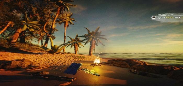 荒岛冒险游戏