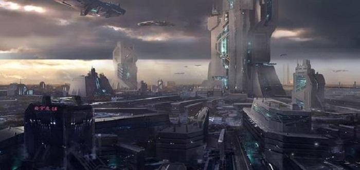 未来科幻游戏