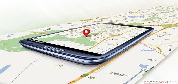 好用的地图app