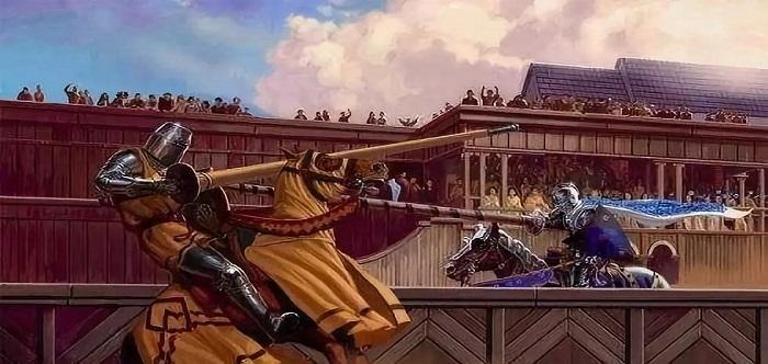 骑士题材游戏