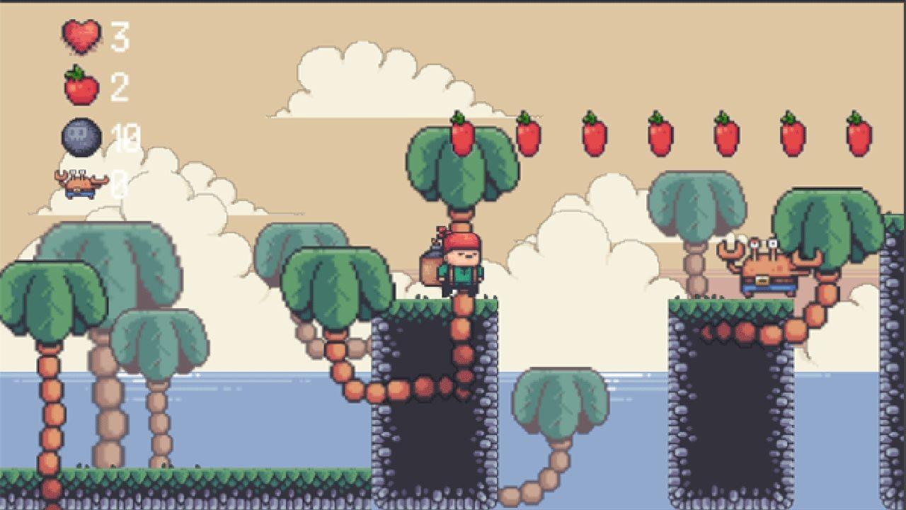 蘑菇的冒险截图5