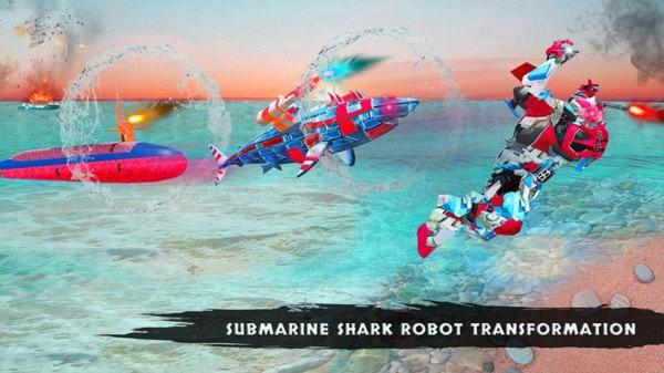 恐龙机器人泰拉诺龙截图2