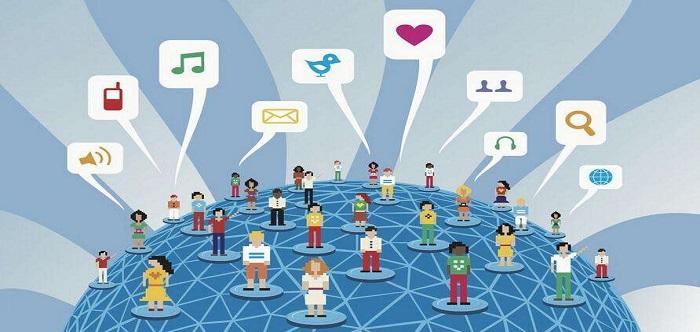 分享社交app
