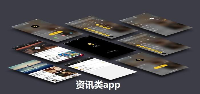 资讯类app