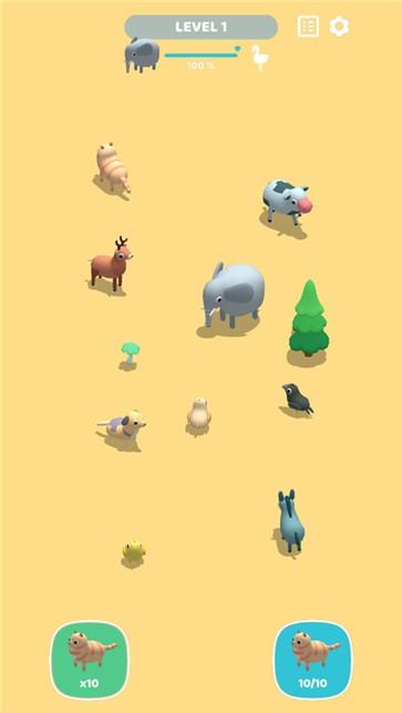 动物联盟大探索截图2
