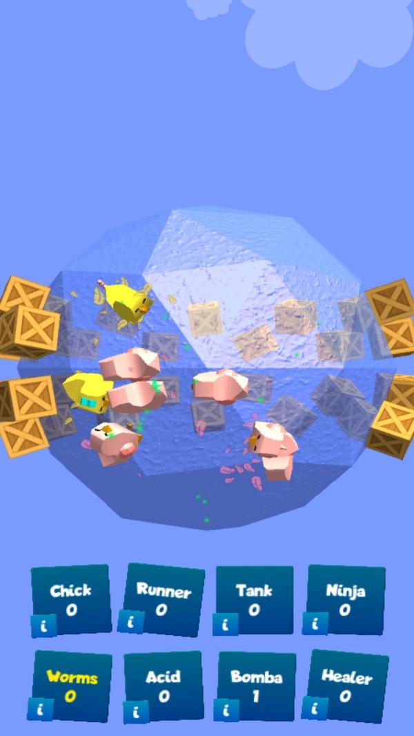 小鸡星球截图2