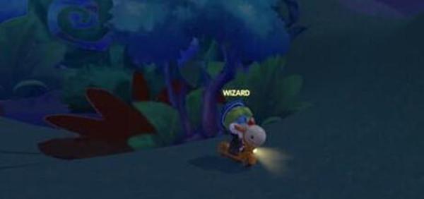 摩尔庄园手游黑森林怎么去