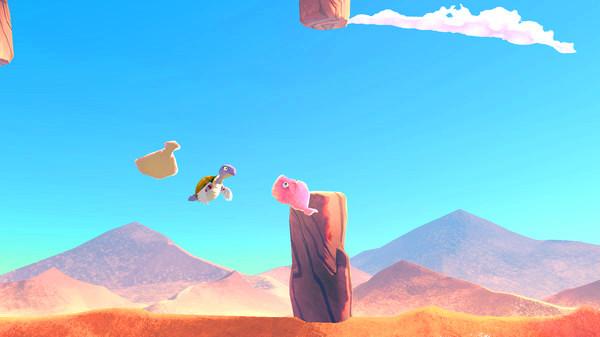 飞翔的蛙人截图1
