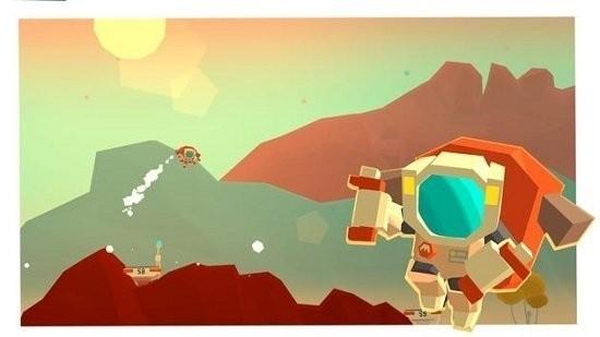 火星喷气包截图3