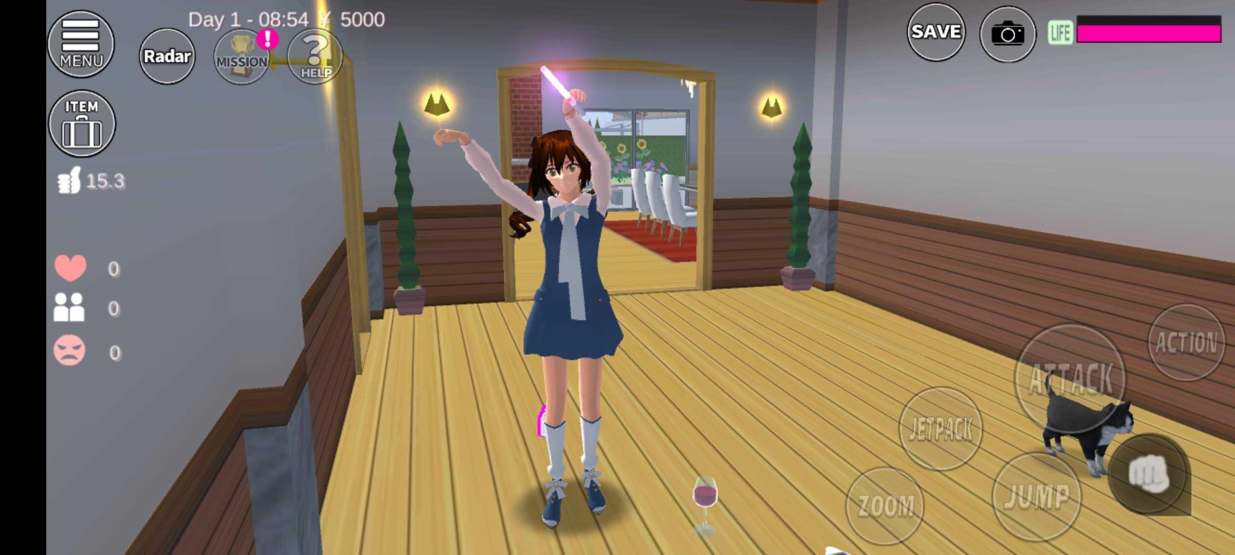 樱花校园模拟器1.038.57版本