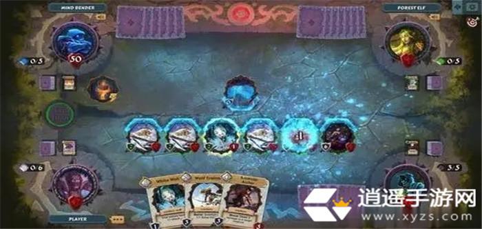 卡牌策略类游戏