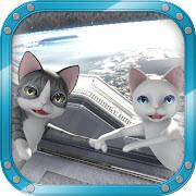 从猫咪的宇宙飞船逃脱