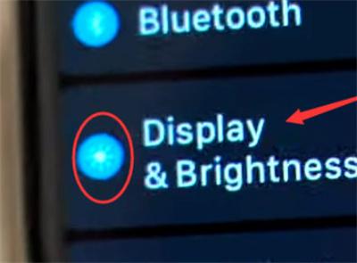 iWatch怎么关闭自动亮度