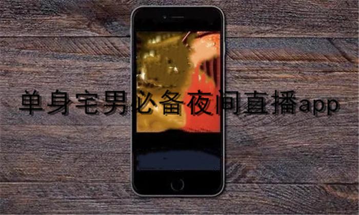 夜间直播app
