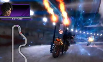 审判之逝摩托车竞速怎么过
