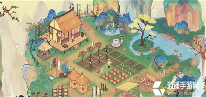 田园生活类游戏