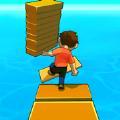 捡个木板就是搭